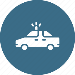 cop, crime, police, safety, van, vehicle, wagon icon