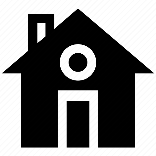 apartment, home, house, property, security icon