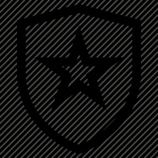Achievement, badge, grade, star icon - Download on Iconfinder