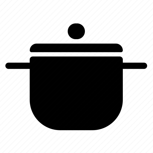 cook, crockery, dishes, kitchen, pan icon