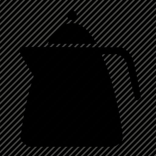 crockery, dishes, kettle, kitchen, tea, teapot icon