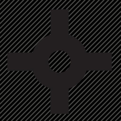 Catholic, christian, cross, religion icon - Download on Iconfinder