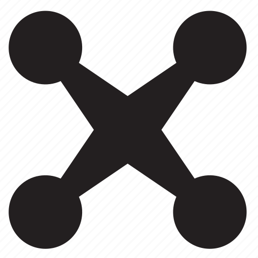 cross, ex, exmark, into, mark, sign, x icon