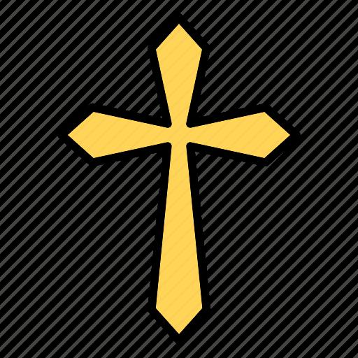 catholic cross, christian cross, christianity, cross, religion icon