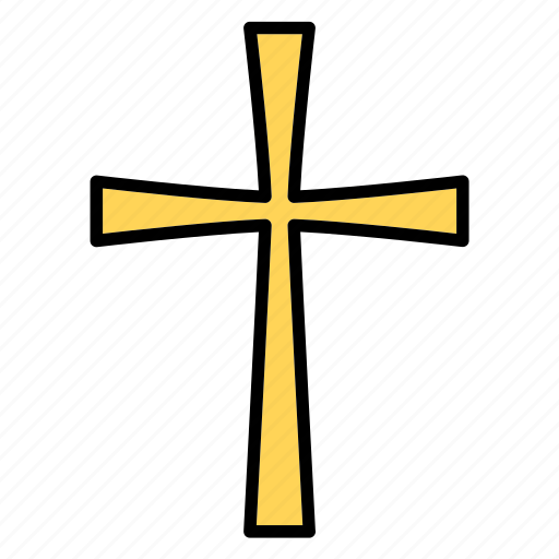 Catholic cross, christian cross, christianity, cross, religion icon - Download on Iconfinder