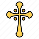 catholic cross, christian cross, christianity, cross, religion icon