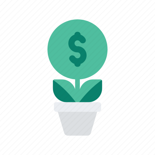crowd, crowdfunding, finance, funding, growth, money icon