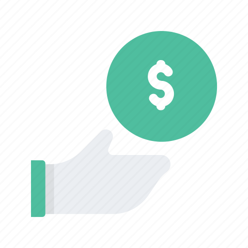 crowd, crowdfunding, finance, funding, gesture, hand, money icon