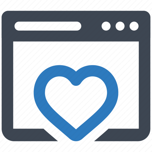 charity, donation, website icon