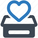 charity, donate, donation icon