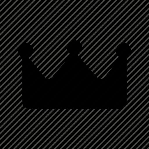 crown, elegant, favorites, king, medieval, power, queen icon
