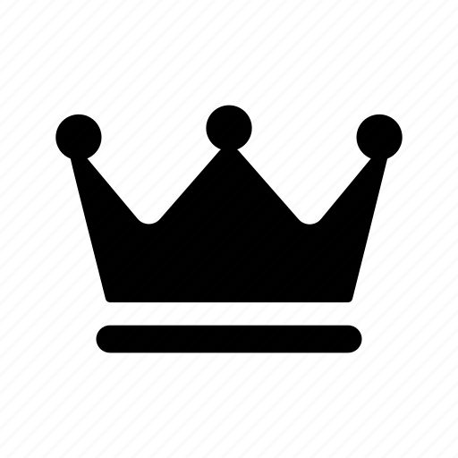 best, crown, famous, rich, royal, top, winner icon