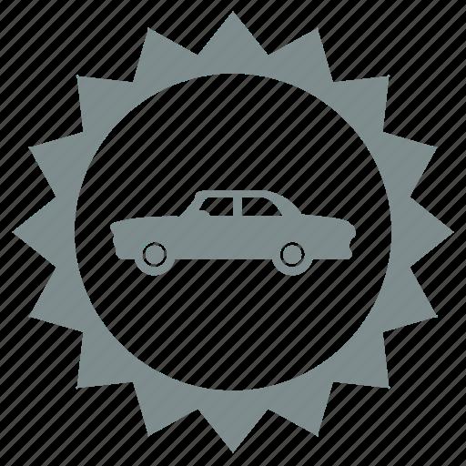 ambassador, auto, car, diplomat, government, transport icon