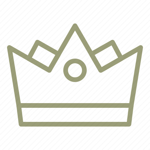 crown, dynasty, king, queen, royalty icon
