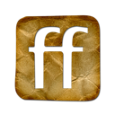 friendfeed, logo, square
