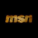 logo, msn