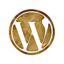 logo, wordpress