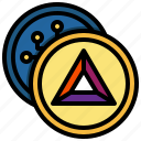 basic, attention, token, bat, coin, money, crytocurrency