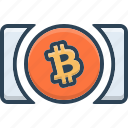 bitcoin, cash, coin, crypto, cryptocurrency, currency, digital