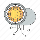 bitcoin, cloud, cryptocurrency, encryption, lock, private, security