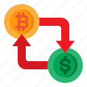 bitcoin, cryptocurrency, currency, exchange, money