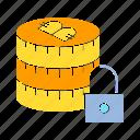 bitcoin, blockchain, coin, key, lock, security