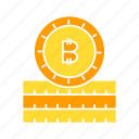 bitcoin, blockchain, coin, cryptocurrency, digital money