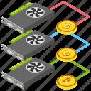 bitcoin mining, bitcoin software, bitcoin technology, blockchain technology, digital currency icon