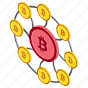 bitcoin network, cryptocurrency exchange, decentralization in bitcoin, decentralized cryptocurrency, decentralized exchange icon