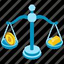 bitcoin over dollar, bitcoin usage, bitcoin value, bitcoin vs dollar, currency value