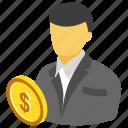 bitcoin businessman, bitcoin seller, bitcoin supplier, bitcoin trader, cryptocurrency trader