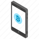 bitcoin app, bitcoin for android, bitcoin trade, cryptocurrency app, mining app icon
