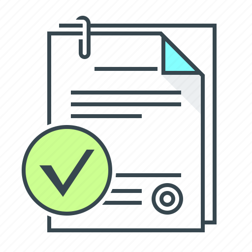 contract, document, smart, smart contract icon