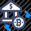 bitcoin, cash, conversion, transaction