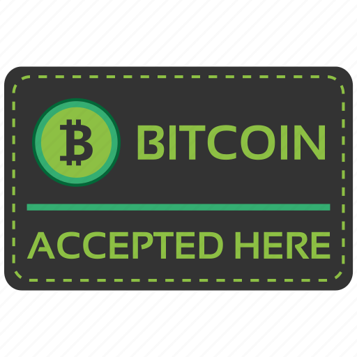 accepted, bitcoin, blockchain, calculator, cpu, here icon