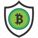 bitcoin, blockchain, calculator, cpu, encrypted icon