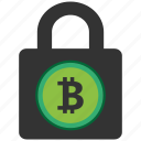 bitcoin, blockchain, calculator, cpu, encryption icon