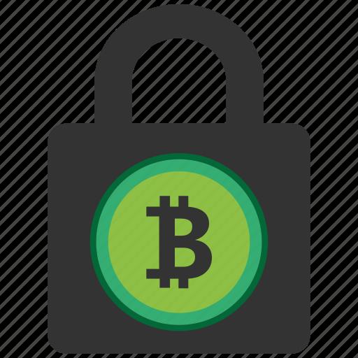 bitcoin, blockchain, calculator, cpu, encryption icon