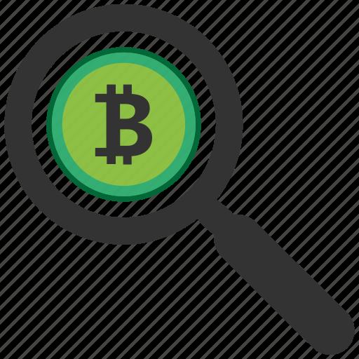 bitcoin, blockchain, calculator, cpu, search icon