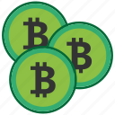 bitcoin, blockchain, calculator, cpu, crypto, currency icon