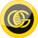 blockchain, coin, crypto, cryptocurrency, currency, mining, money, onegram icon