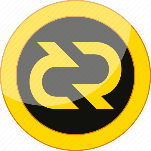 blockchain, coin, crypto, cryptocurrency, currency, decred, mining, money icon