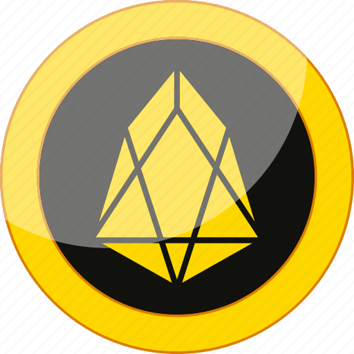 blockchain, coin, crypto, cryptocurrency, currency, eos, mining, money icon