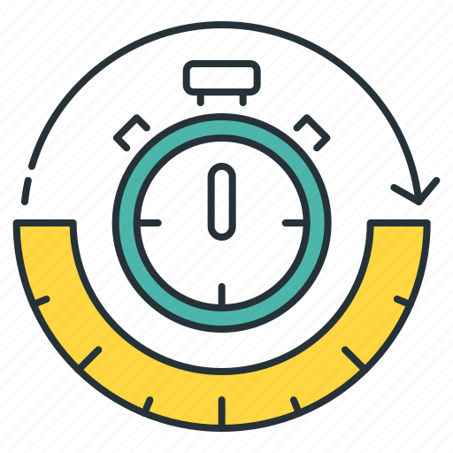 clock, date, event, record, stopwatch, time, timestamp icon
