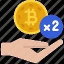 double, spending, spend, bitcoin, error