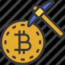 bitcoin, mining, cryptocurrency, crypto, miner