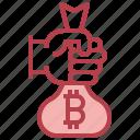 arrows, cash, coin, dollar, money icon