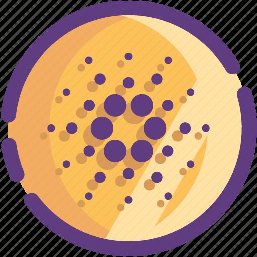 blockchain, cardano, coin, cryptocurrency, ico icon
