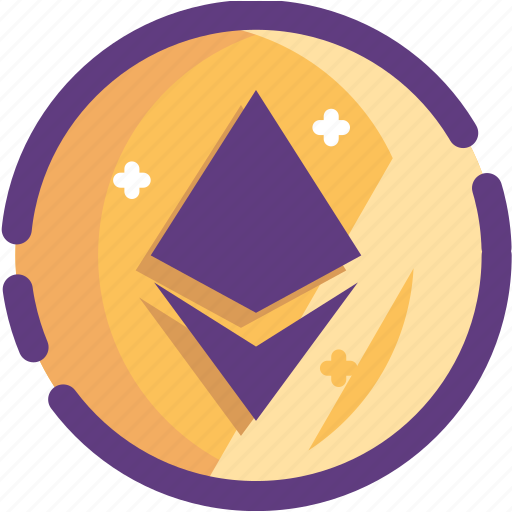blockchain, coin, cryptocurrency, ethereum, ico icon