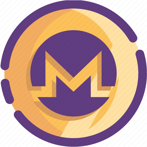 blockchain, coin, cryptocurrency, ico, monero icon